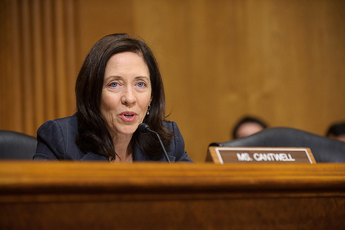 Columbia Energy Exchange: Senator Maria Cantwell