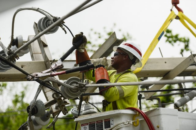 Restoring electricity in Puerto Rico-an inside look