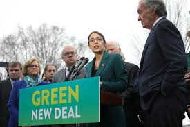 Whither the Green New Deal?